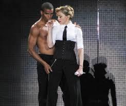 Alles aus: Brahim Zaibat und Madonna c/o aceshowbiz.com