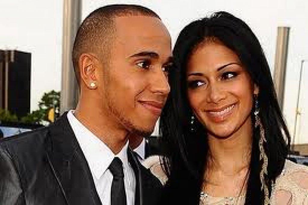 Baldige Ehe - oder endgültiges Aus? Lewis Hamilton und Nicole Scherzinger c/o mirror.co.uk