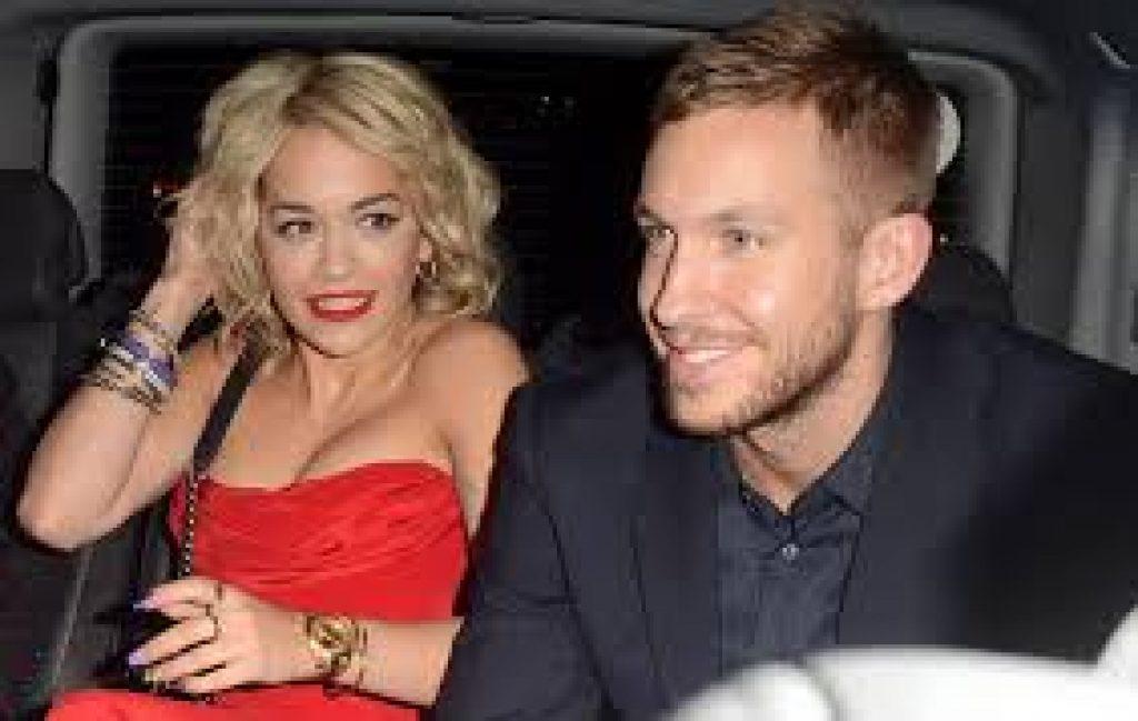 Aus und vorbei: Rita Ora und Calvin Harris c/o agrund.com