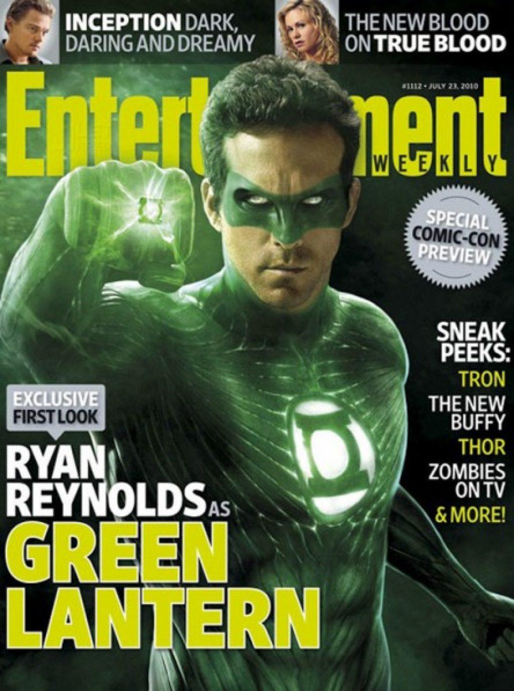Ryan Reynolds Green Latern