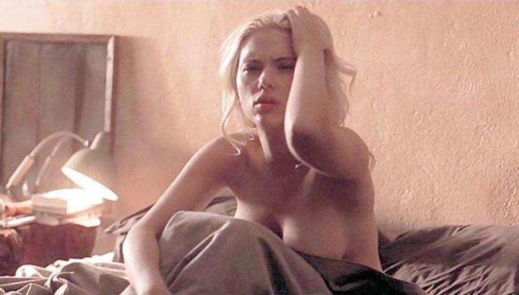 Neuer Nackt Skandal Heisse Nacktbilder Von Scarlett Johansson Im