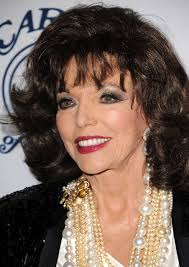 Wirklich schon 80? Joan Collins  c/o fanpop.com