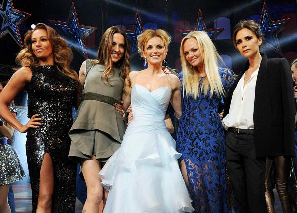 Eine Tour zum Jubiläum: Die Spice Girls c/o elle.com