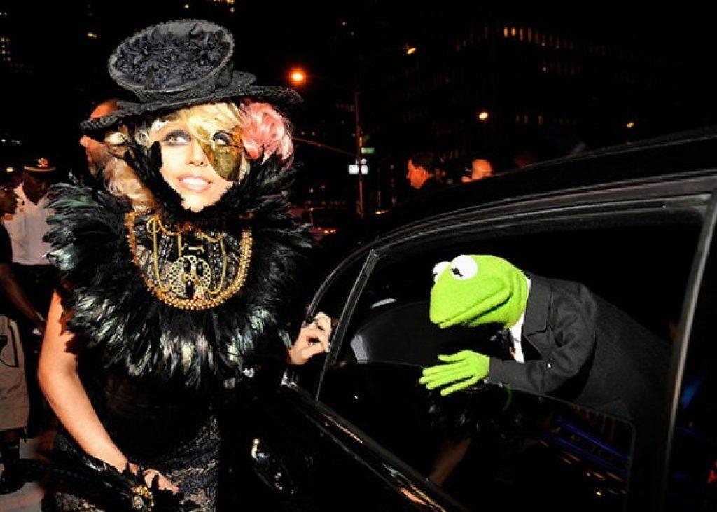 Die Lady und der Frosch c/o shine-yahoo.com