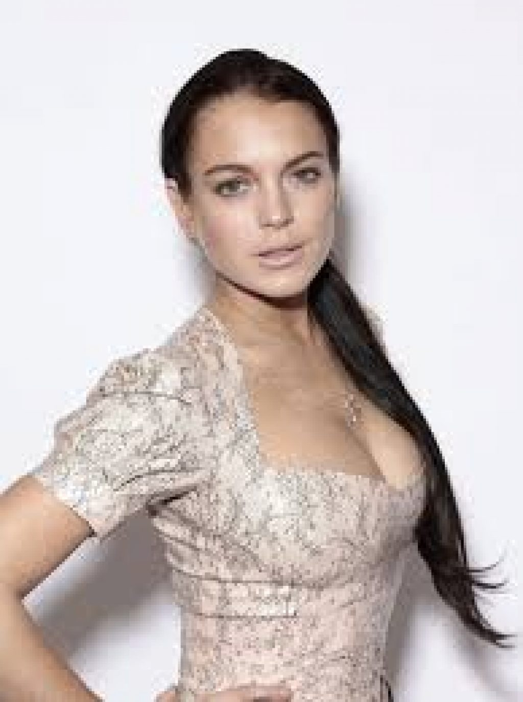 Chronisch eifersüchtig - oder verzweifelt? Lindsay Lohan c/o theplace2.ru