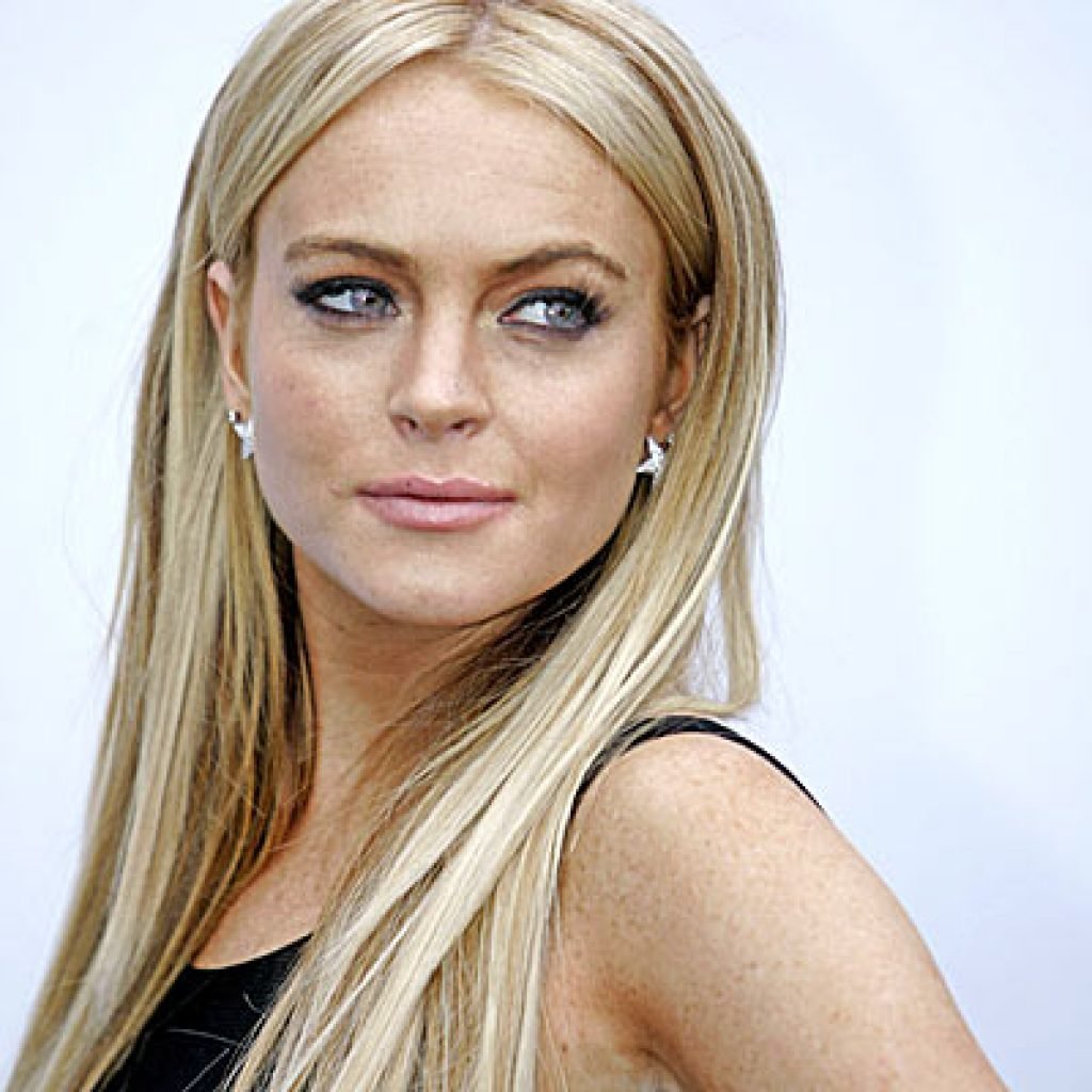 Auf gutem Wege? Lindsay Lohan c/o danspapers.com