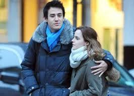 Aus und vorbei: Will Adamowicz und Emma Watson c/o news-hound.net