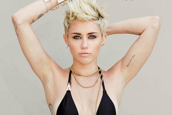 Krank und vom Betrügern benutzt: Miley Cyrus c/o top.de