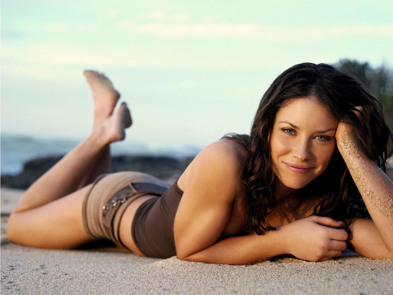 Schön und stark: Evangeline Lilly c/o welcometokelowna.com