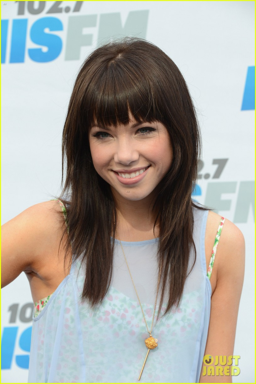 Bedient sich bei anderen: Carly Rae Jepsen c/o freefever.com
