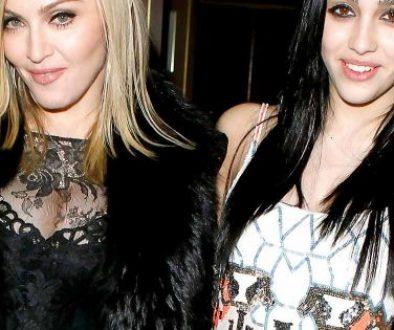 Madonnas Tochter bekommt einen Herzlichen Glückwunsch in den sozialen Medien von Mama