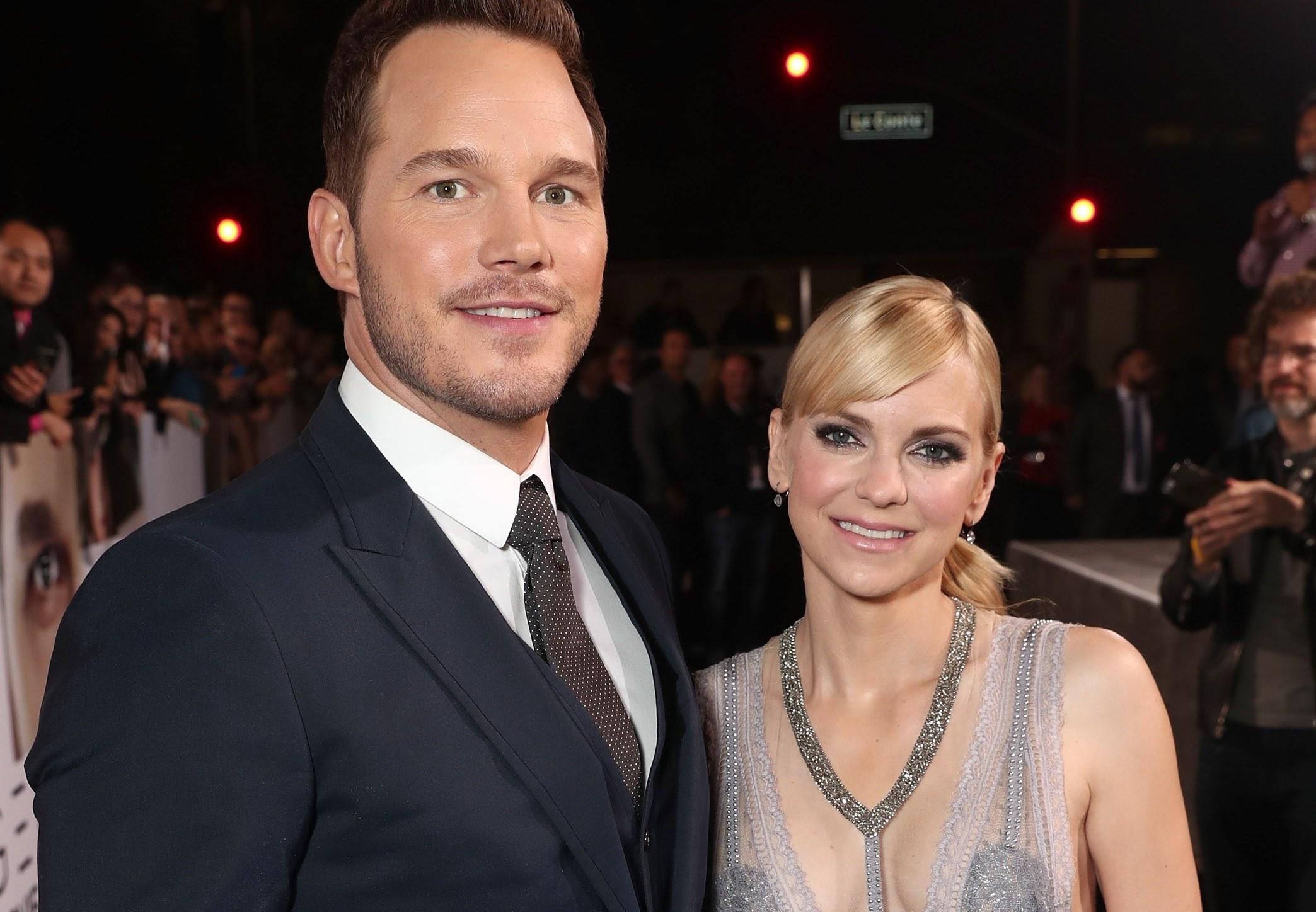Chris Pratt und Anna Faris haben sich rechtlich getrennt