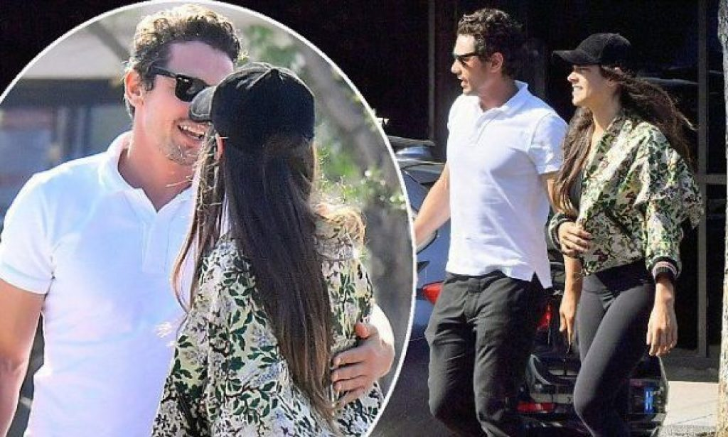 James Franco bestätigt Beziehung mit Isabel Pakzad