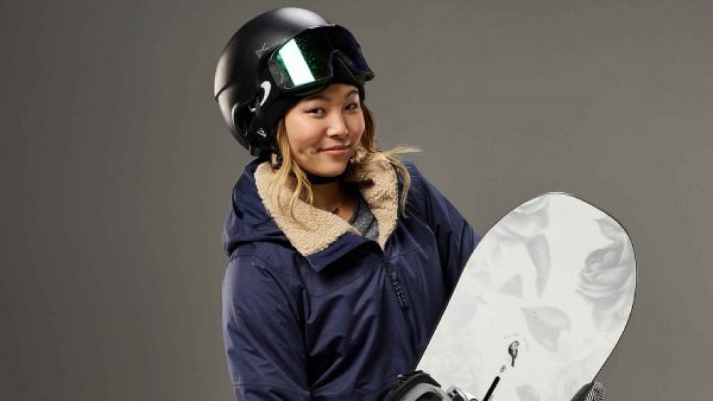 Chloe Kim bereitet sich darauf vor, bei den 2018 olympischen Winterspielen Rekorde zu brechen