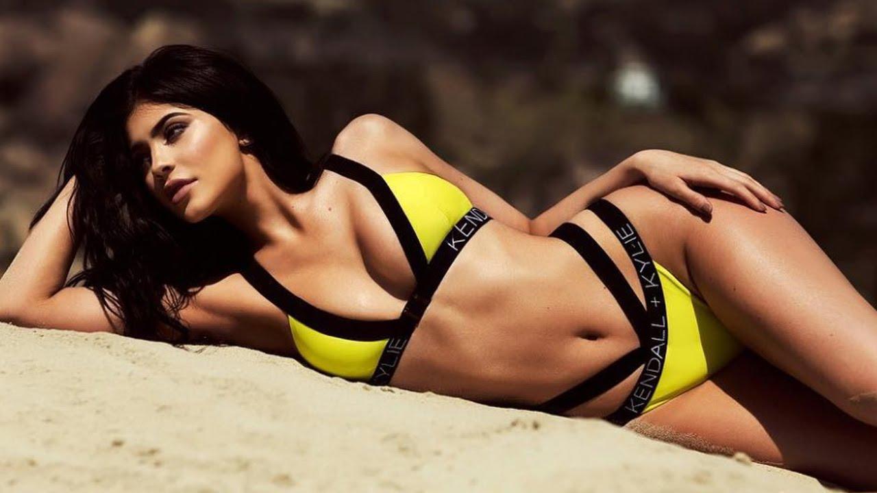 "Kylie Jenner teilt ""Sommerziele"" Rückblick Bikinifoto"