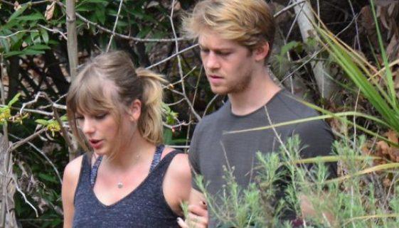 Erspäht: Taylor Swift hält Joe Alwyns Hand während einem seltenen Ausflug in Malibu