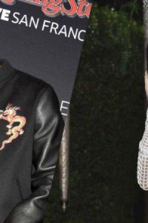 Kylie Jenner und Travis Scott machen öffentliche Gesten der Zuneigung auf der Straße nach der 2018 Met Gala