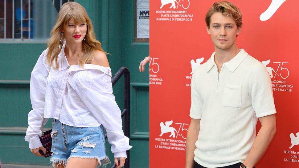 Joe Alwyn spricht endlich über seine Beziehung mit Taylor Swift