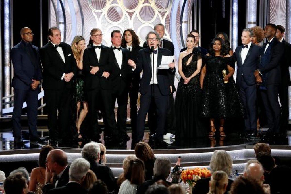 """Die großen Gewinner der Golden Globes 2019 waren """"Bohemian Rhapsody"""" und """"Green Book""""."""