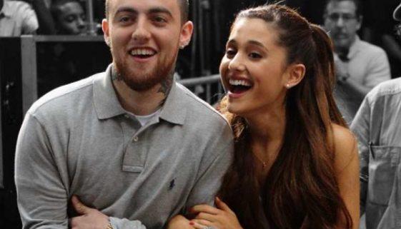 Ariana Grande zollte Ihrem Ex-Freund Mac Miller Anerkennung bei der Eröffnung Ihrer letzten Welttournee