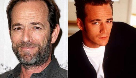 Luke Perry von Beverly Hills 90210 ist gestorben