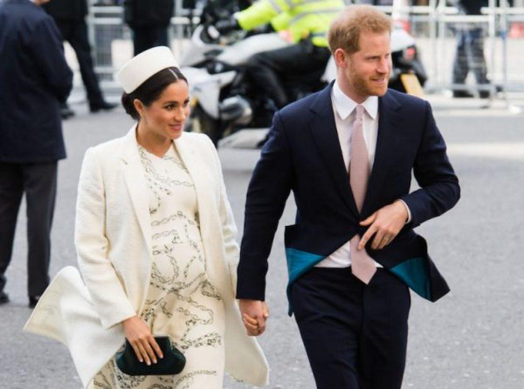 Meghan Markle und Prinz Harrys Trennung vom Buckingham Palast wurde von der Königin abgelehnt