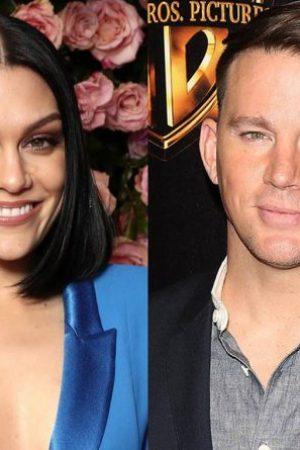 """Channing Tatum wünschte Freundin Jessie J """"Happy Birthday"""" in einem besonderen Instagram Post"""