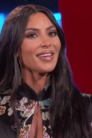 Kim Kardashian erklärt Jimmy Kimmel, wie sie Babynamen auswählt