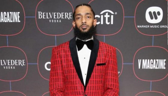 Rapper Nipsey Hussle in Los Angeles erschossen