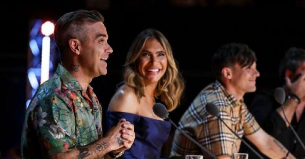 Robbie Williams und Frau Ayda Field werden nicht zum X-Faktor zurückkehren