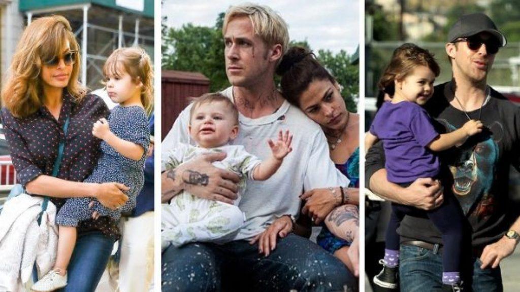 Eva Mendes sagt, sich in Ryan Gosling zu verlieben, überzeugte sie, Kinder zu haben