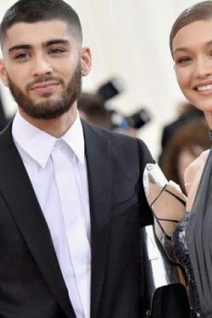 Zayn Malik verteidigt Gigi Hadid nach kryptischen Twitter Beiträgen und sagt, dass es nicht um sie ginge
