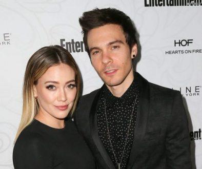 Hilary Duff ist jetzt offiziell mit dem Vater ihres Kindes, Matthew Koma, verlobt