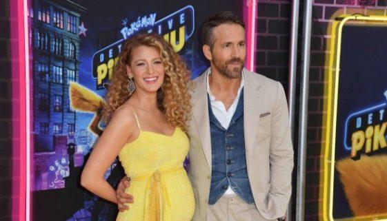 Blake Lively ist schwanger mit Ryan Reynolds drittem Kind