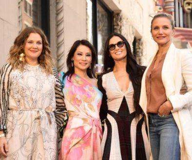 Die Besetzung von Charlie's Angels wiedervereinten diese Woche in Hollywood