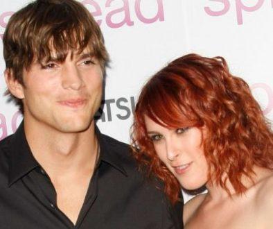 Ashton Kutcher und Rumer Willis treffen sich wieder in einer LA Bar