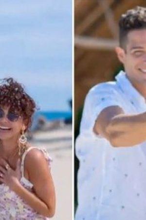 """Modern Family"" Star Sarah Hyland und Wells Adams sind offiziell verlobt"