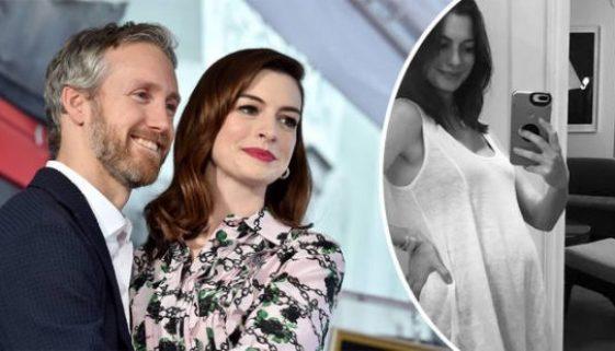 Anne Hathaway erwartet ihr zweites Kind