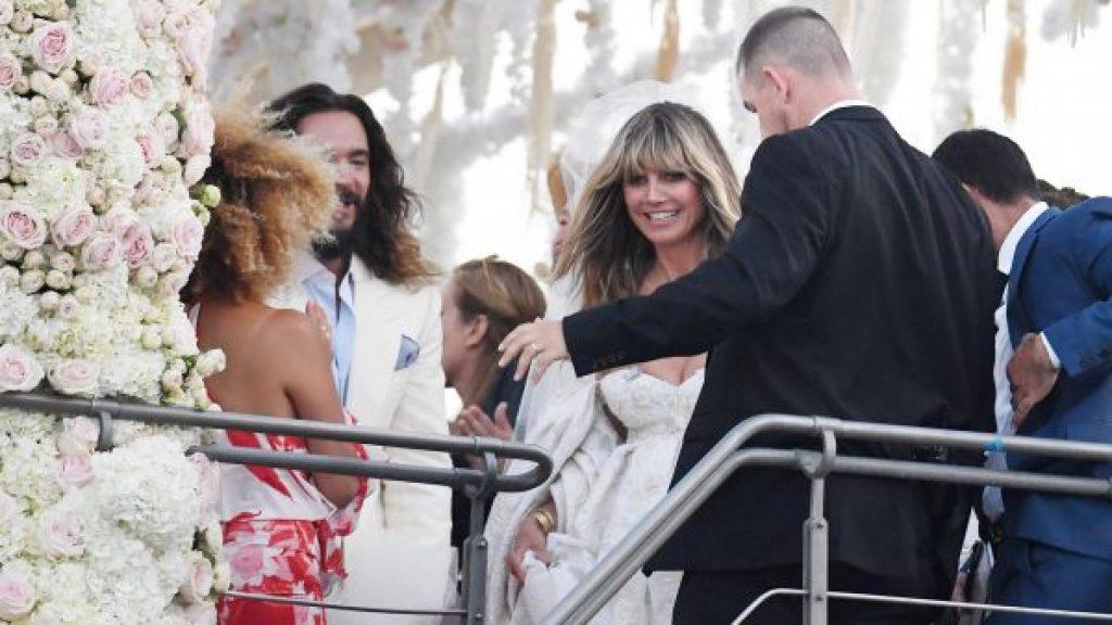 Heidi Klum und Tom Kaulitz feiern ihre Hochzeit auf Capri