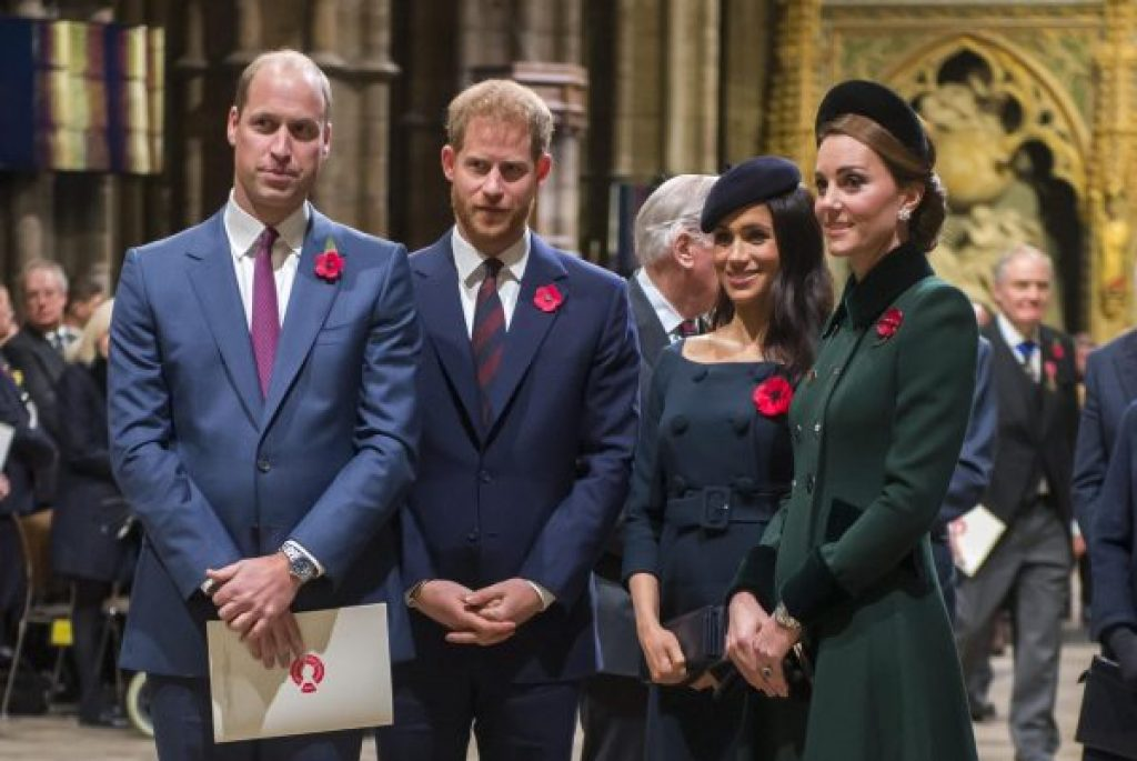 Die Wohltätigkeitsorganisation von Prinz William und Kate Middleton entfernte Harry und Meghan offiziell aus dem Titel