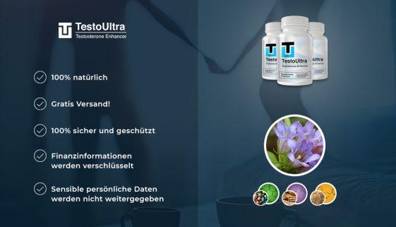 Testo Ultra in Berlin, Deutschland, kündigt spezielle Angebote für seine mit Spannung erwartete neue Formel an